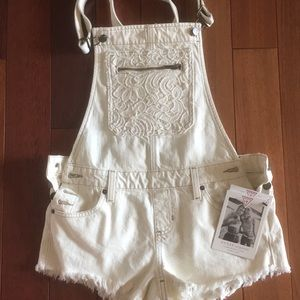 BRAND NEW WITH TAGS guess overalls